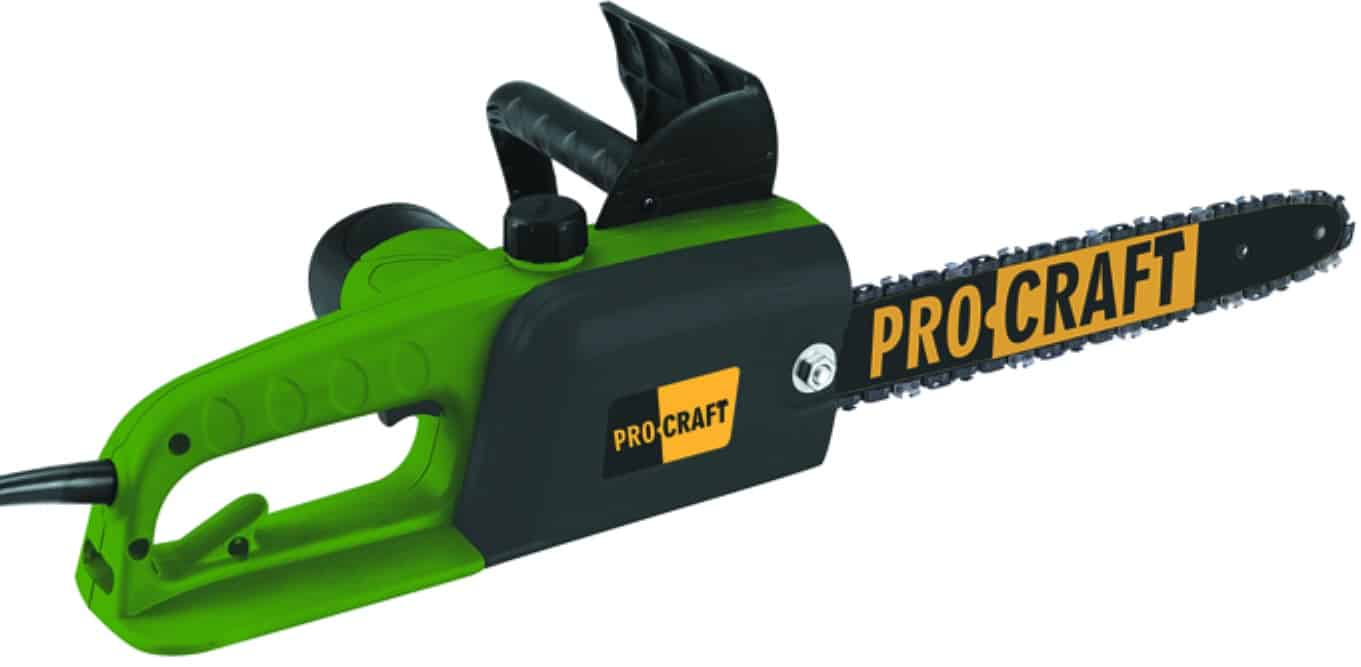 Электропила «Procraft». Технические характеристики