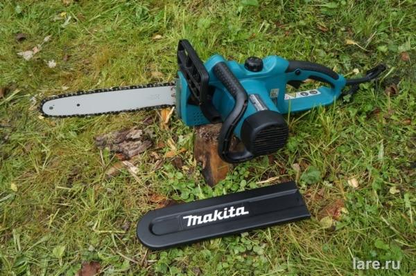 Особенности электрических ножовок «Макита»