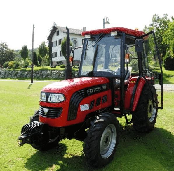 Трактора Foton 504