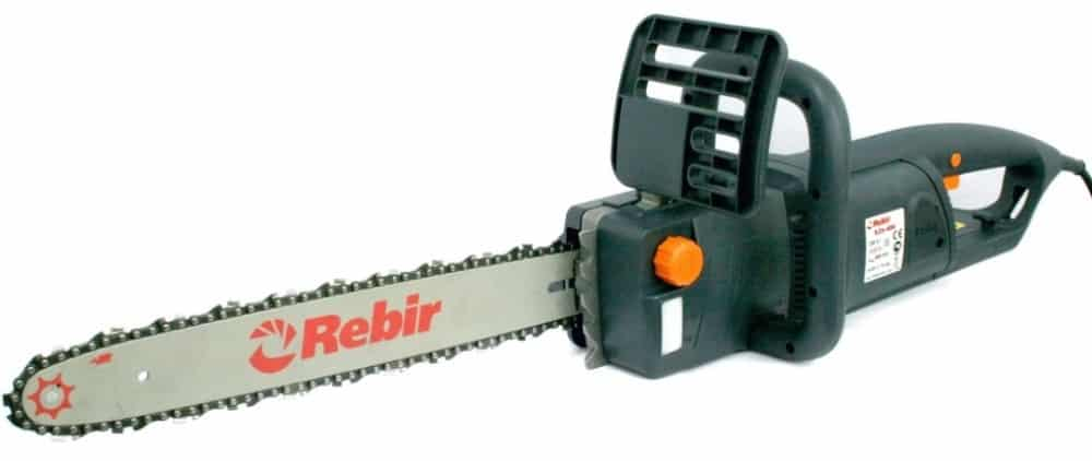 Электрическая пила «Rebir» KZ1 400. Технические характеристики
