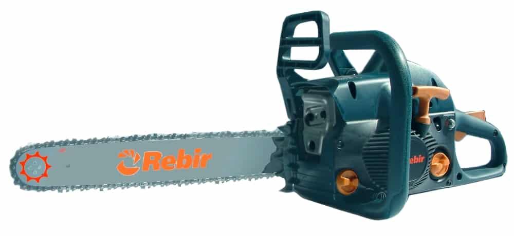 Электропилы «Rebir». Технические характеристики