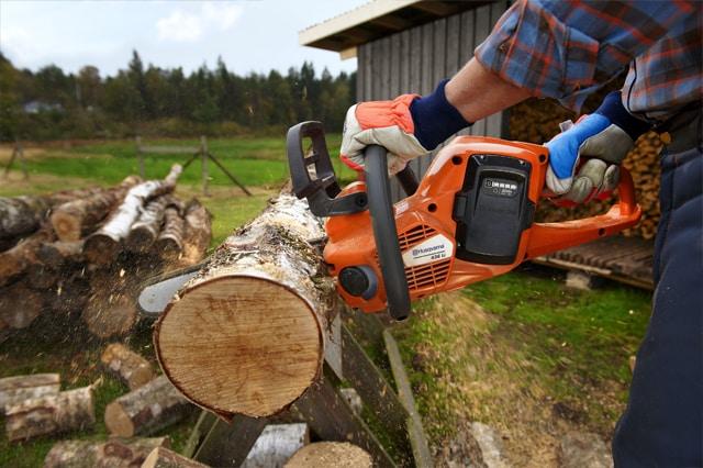 Электропилы для дерева