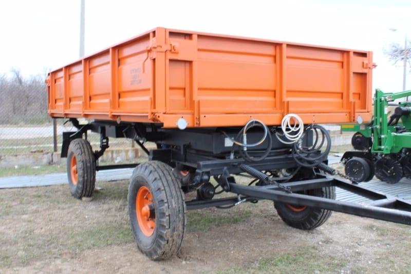 Как сделать телегу для трактора?