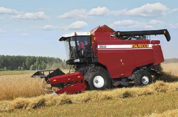 Зерновой комбайн GS10
