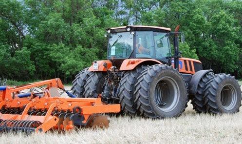 Трактор Terrion AMT 7360