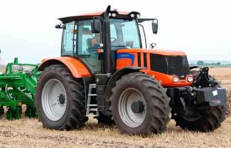 Трактор Terrion технические характеристики