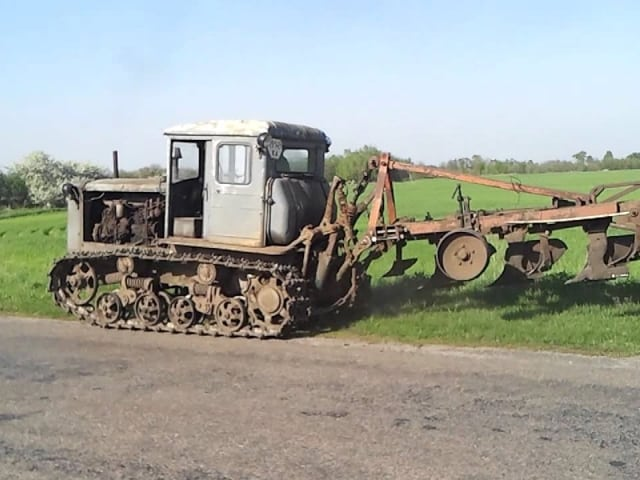Трактор т 74 технические характеристики