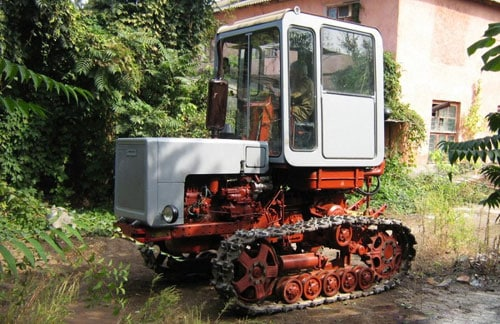 Технические характеристики и преимущества трактора Т 70с