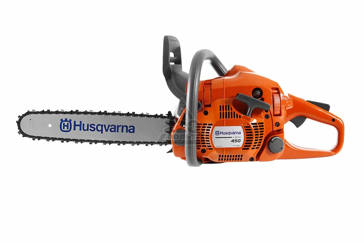 Бензопила «Husqvarna» 450E