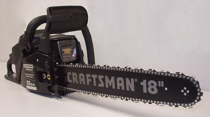 Бензопила Craftsman 55CC