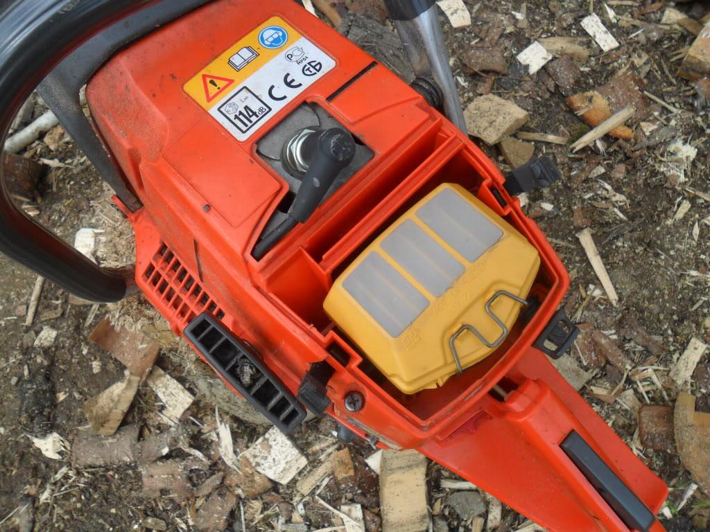 Бензопила Хускварна 365 ХР: технические характеристики