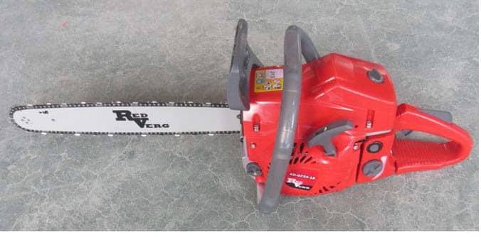 Бензопила RedVerg RD GC45 16