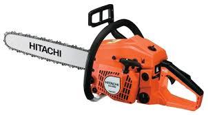 Бензопилы Hitachi CS38EK