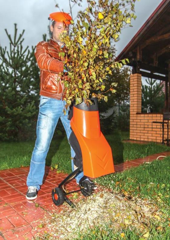 Садовые измельчители «Patriot»