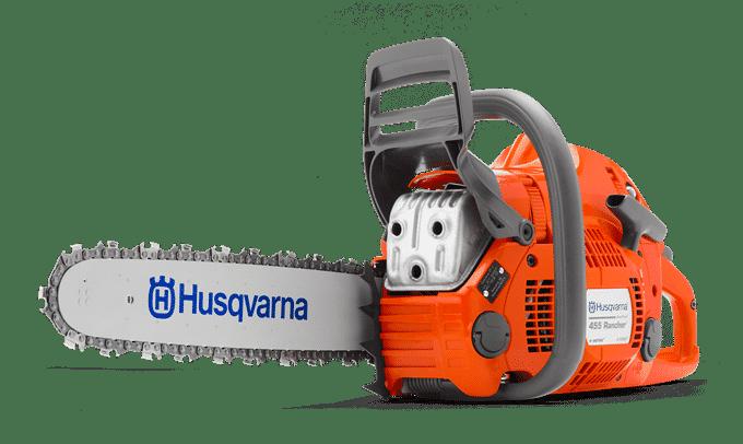 Бензопилы Husqvarna 455
