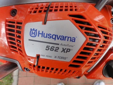 Бензопилы Husqvarna 562 XP