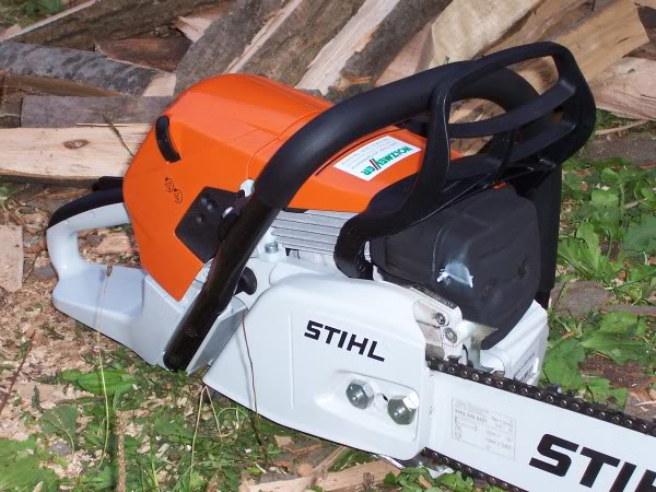 Бензопилы Stihl MS 441