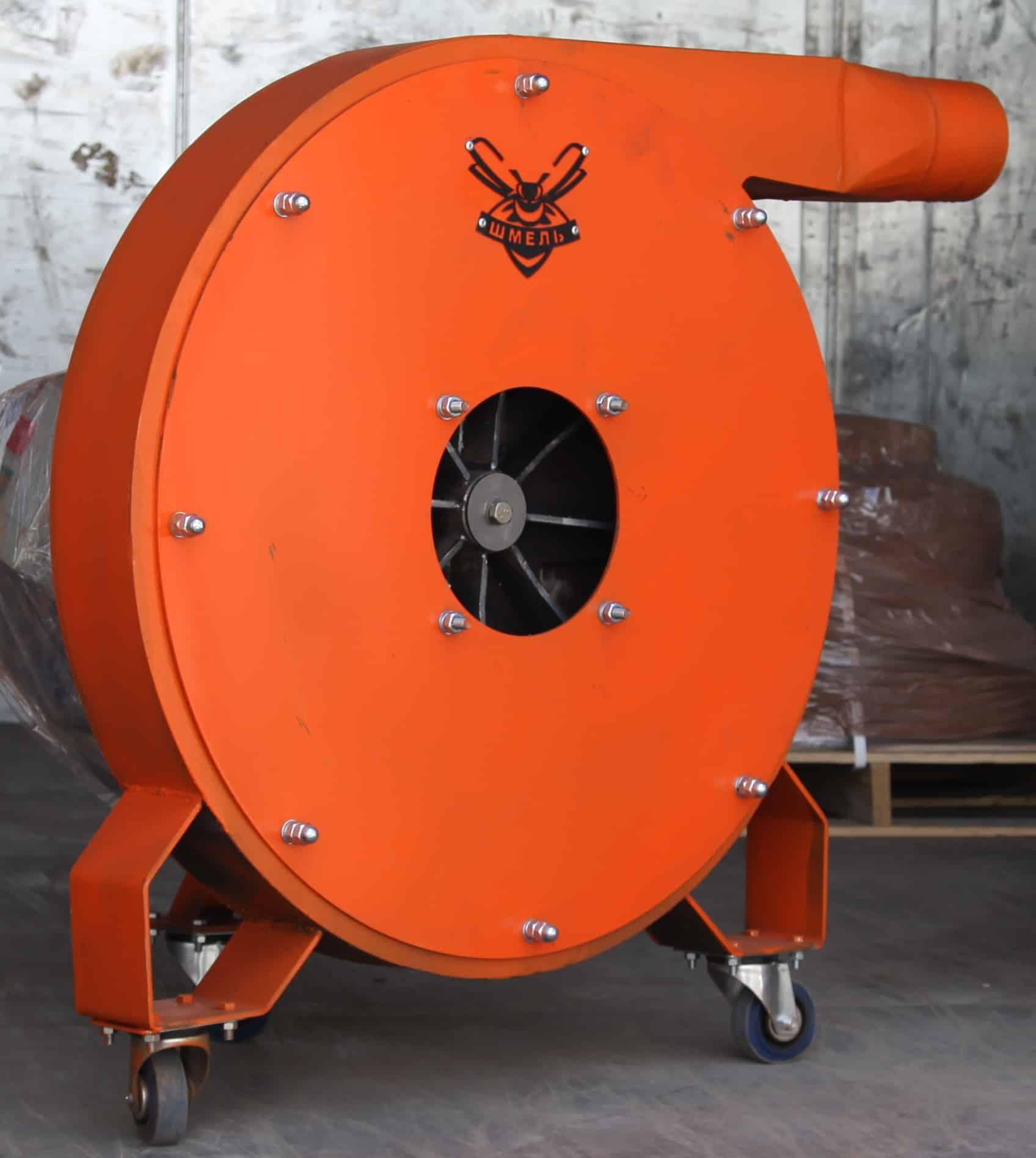 Зернодробилка шмель своими руками видео фото 188