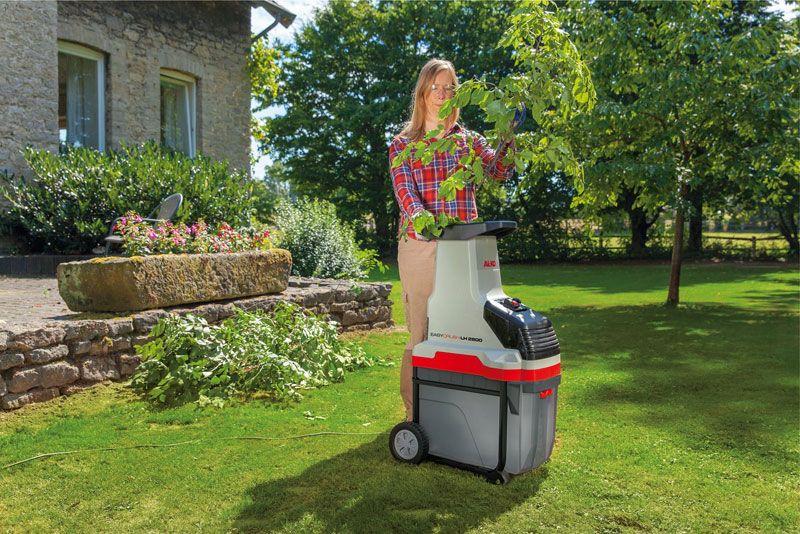 Садовый измельчитель AL-KO MH 2800 Easy crush
