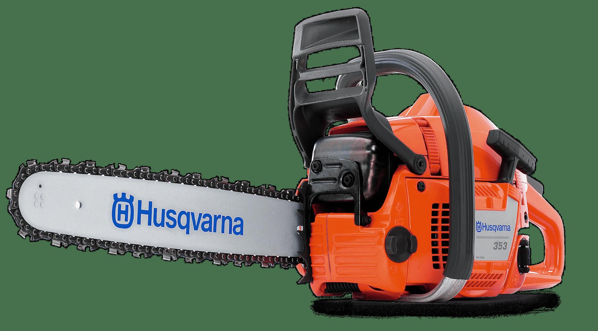 Бензопилы Husqvarna 353