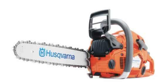 Бензопилы Husqvarna 555