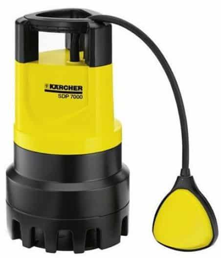 Погружной дренажный насос «Karcher» SDP 7000