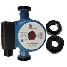 Циркуляционные насосы для отопления «Wester» WCP 25-60G