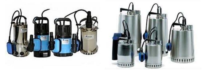 Как выбрать канализационный насос?
