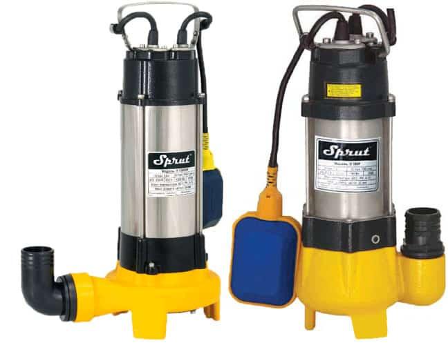 Как выбрать насос для очистки септика