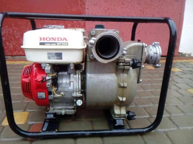 Мотопомпа «Хонда» для грязной воды WT30X