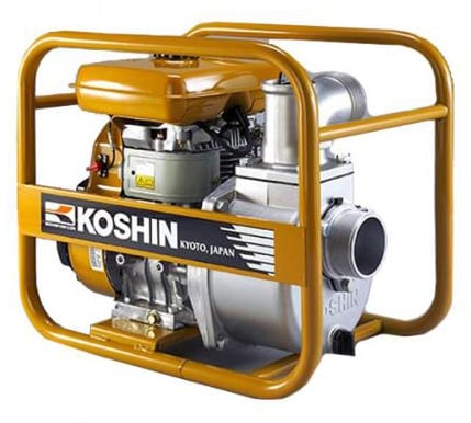 Мотопомпы «Koshin» SE 80X