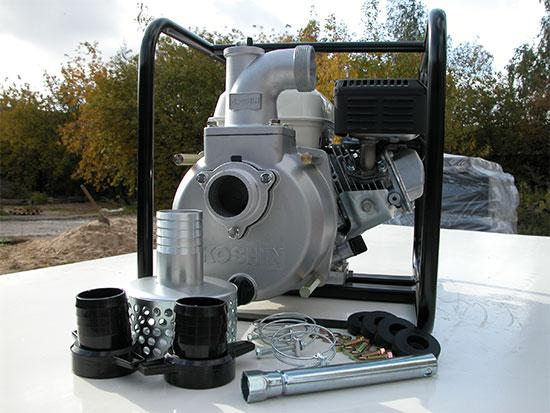 Мотопомпа «Кошин» STH 50X