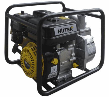 Мотопомпа «Хутер» MPD 80