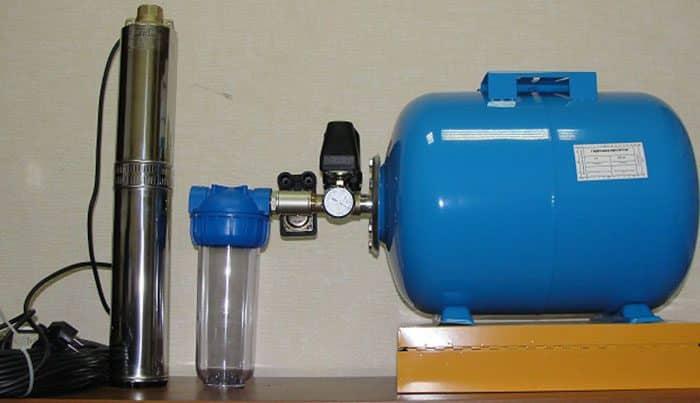 Статьи: настройка реле давления и регулировка воздуха в гидроаккумуляторе