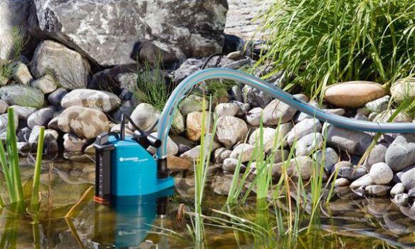 Насосы садовые для грязной воды