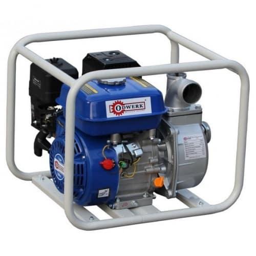 Бензиновые мотопомпы для чистой воды