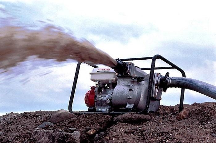 Водяные бензиновые помпы для откачки воды