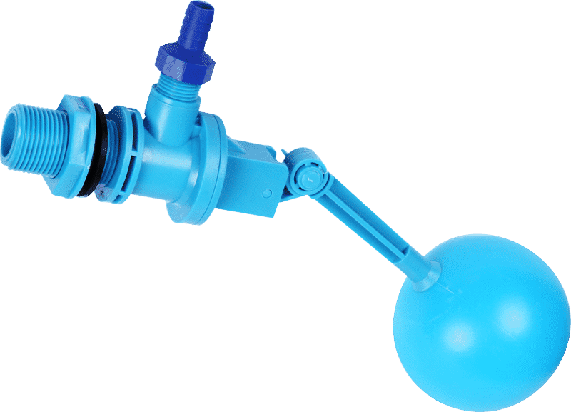 поплавкового запорного клапана