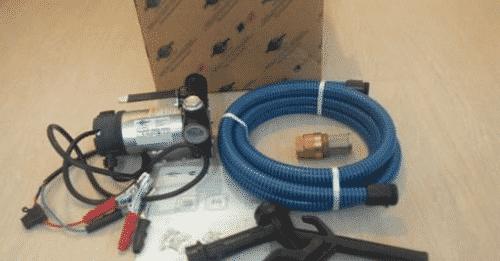 Для перекачки жидкостей насосы 12 вольт